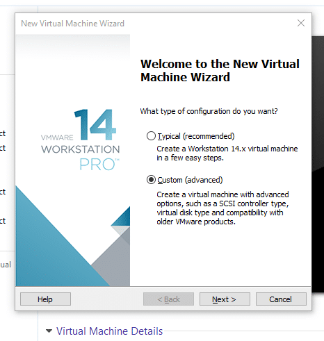 Crear maquina virtual ubuntu