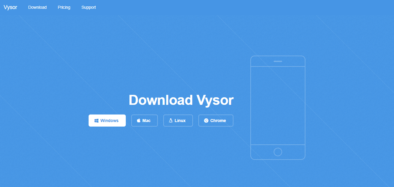 Controla tu smartphone desde tu PC con Vysor