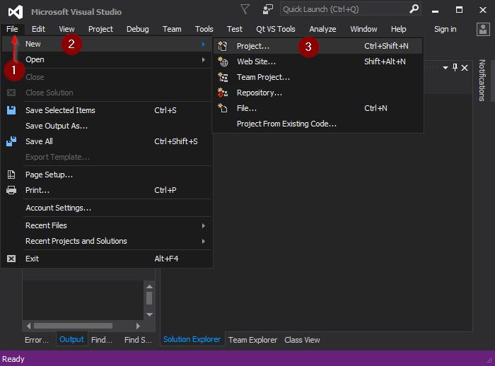 Caso en Visual Studio Practica1 haciendo consultas a la Base de Datos