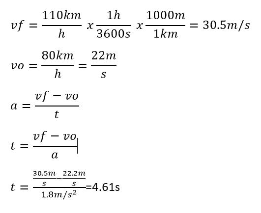 resolucion caso fisica aceleracion quinto
