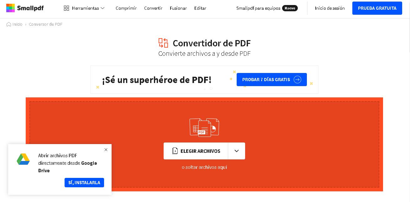 Aprende a convertir un archivo pdf a word