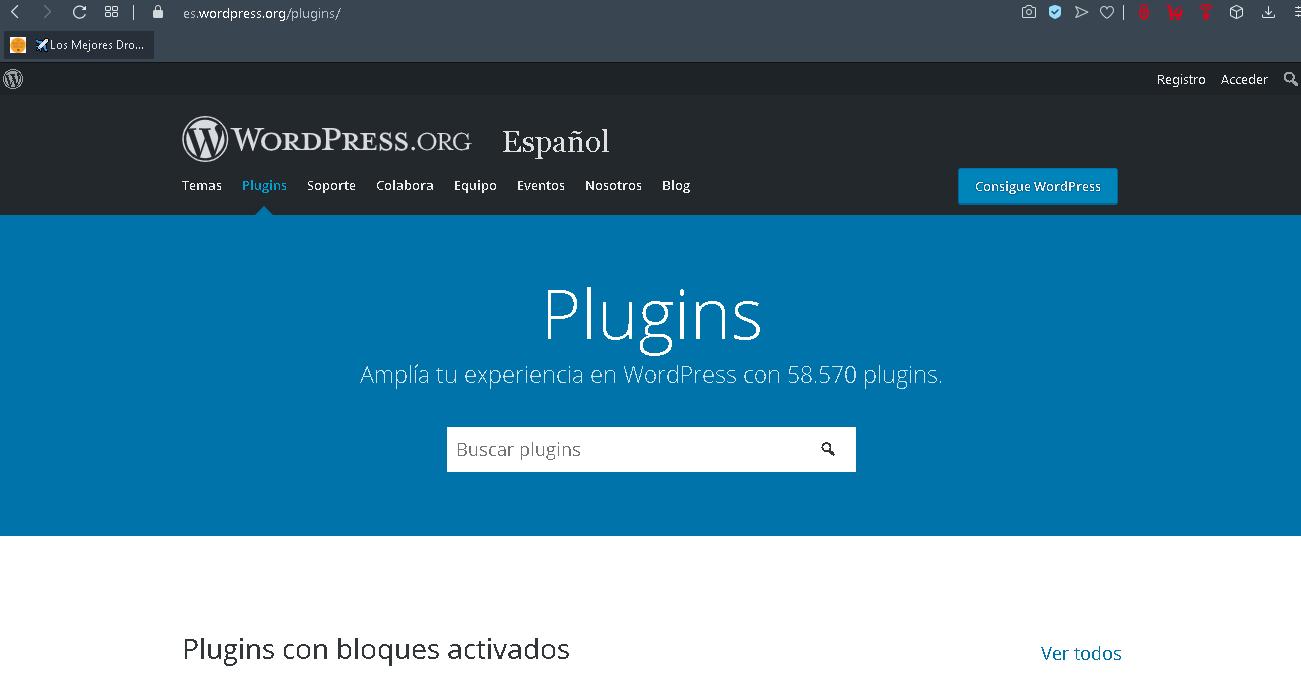 Los 5 principales plugins que deberías tener en tu sitio web de Wordpress
