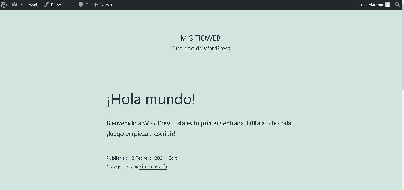 Aprende a instalar Wordpress desde cero