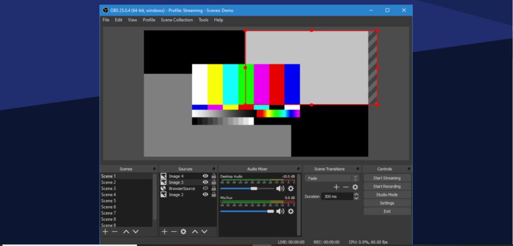 obs studio software