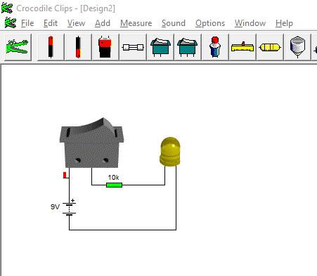 circuito electronico foco led