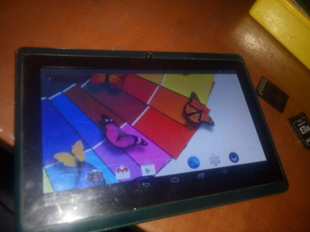 tablet landbyte funcionando firmware compatible